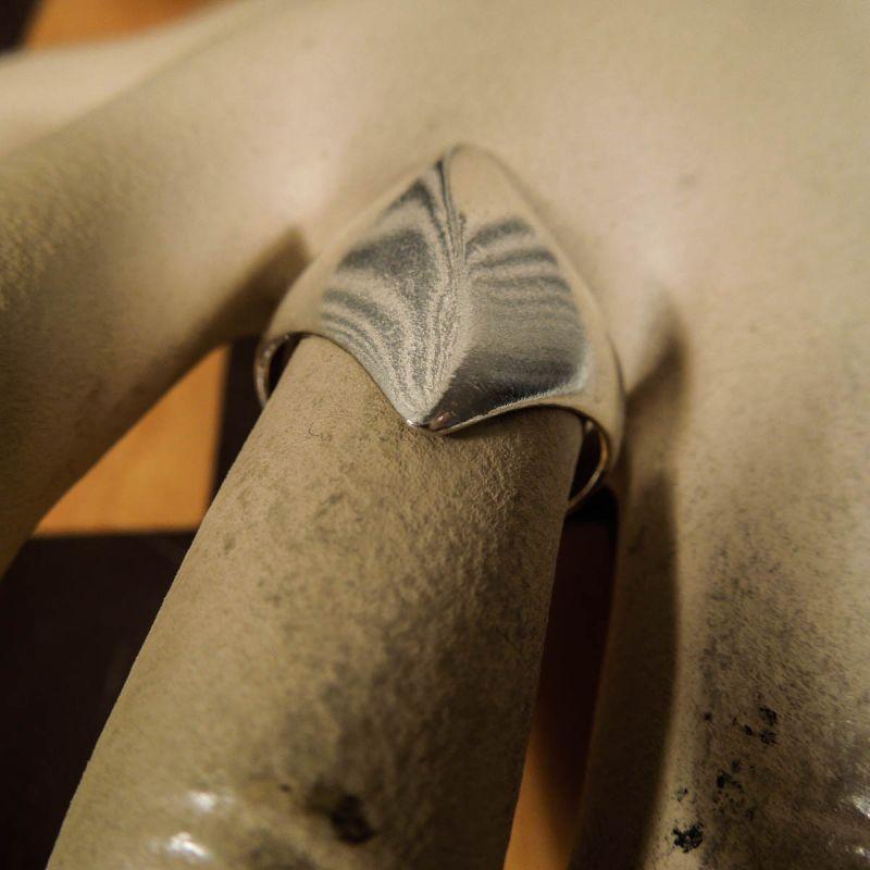 Vintage dame-ring i sterling sølv fra Pandora!