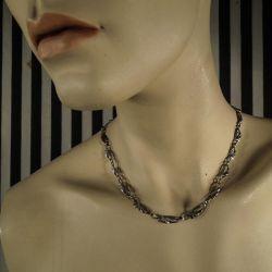 En meget smuk vintage halskæde fra Christian Veilskov