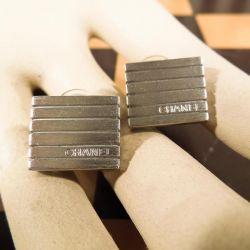 Chanel vintage øreclips i rigtig fin stand