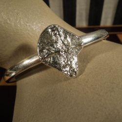Vintage sølv armring fra Michael Techau
