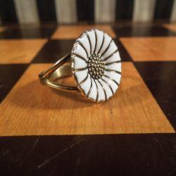 Vintage Marguerit ring fra Georg Jensen