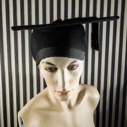 Oxford-cap (graduation-cap)  i bedste kvalitet & stand!