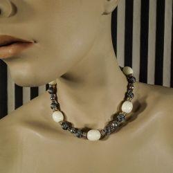 Den vildeste originale vintage Dior halskæde - helt fantastisk!