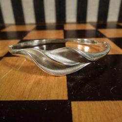 Super smuk armring fra Gifa i sterling sølv