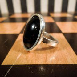 Super lækker vintage designer ring fra Erik Boy Johansen.