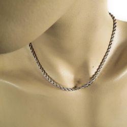vintage Hermann Siersbøl sølv halskæde.