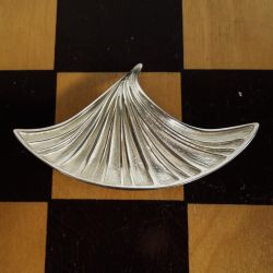 Vintage broche i sterling sølv fra David Andersen