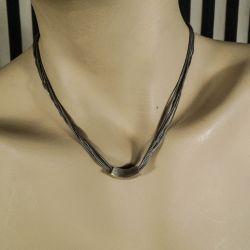 Vintage, super fin halskæde fra Scrouples udført i sterling sølv.