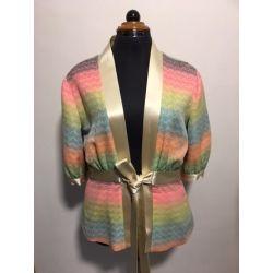 Lækreste Matthew Williamson kort kimono. Som Ny.