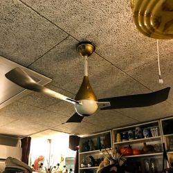 Super cool stor lofts-ventilator fra Hollandske Indola