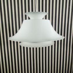 Vintage designer lampe Model Radius af Erik Balslev for Fog & Mørup!