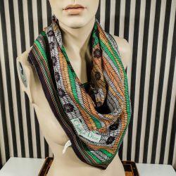 Smukkeste vintage silketørklæde fra Christian Dior!